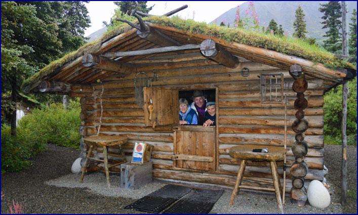 Windchase alaska 2014 for Alaska cabin plans