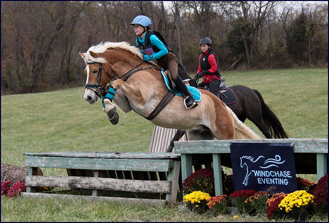 Ride in the Windchase XC Derby